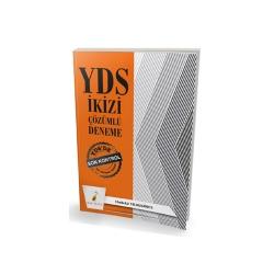 Pelikan Yayıncılık - Pelikan Yayıncılık YDS İkizi Çözümlü Deneme