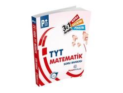 Puan Akademi Yayınları - Puan Yayınları TYT Plus Serisi 3'ü 1 Arada Matematik Soru Bankası