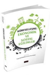 Savaş Yayınevi - Savaş Yayınları Küreselleşme Ekonomik ve Sosyal Eğilimler