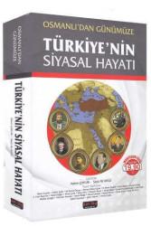 Savaş Yayınevi - Savaş Yayınları Türkiye'nin Siyasal Hayatı
