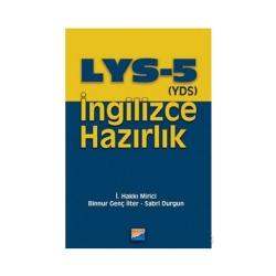 Siyasal Kitabevi Yayınları - Siyasal Kitabevi LYS 5 - YDS İngilizce Hazırlık