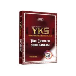 Tercih Akademi Yayınları - Tercih Akademi Yayınları 2018 YKS 1. Oturum TYT Tüm Dersler Soru Bankası