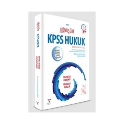Umuttepe Yayınları - Umuttepe Yayınları Dönüşüm KPSS A Grubu Anayasa Hukuku Tamamı Çözümlü Çıkmış Sorular
