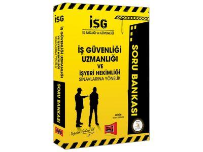 Yargı Yayınları İSG İş Güvenliği Uzmanlığı ve İşyeri Hekimliği Sınavlarına Yönelik Soru Bankası