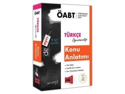 Yargı Yayınevi - Yargı Yayınları ÖABT DE AYRI Türkçe Öğretmenliği Konu Anlatımı