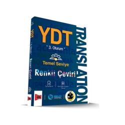 Yargı Yayınevi - Yargı Yayınları YKS 3. Oturum YDT Translation Temel Seviye Renkli Çeviri