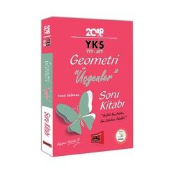 Yargı Yayınevi - Yargı Yayınları YKS TYT - AYT Geometri Üçgenler Soru Kitabı