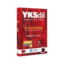 Yargı Yayınevi - Yargı Yayınları YKSDİL AZ ve ÖZ Gramer