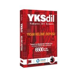 Yargı Yayınevi - Yargı Yayınları YKSDİL Kelime Deposu 6500 Altın Kelime