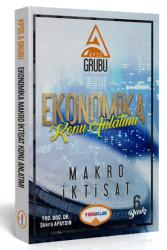 Yediiklim Yayınları - Yediiklim Yayınları KPSS A Ekonomika Makro İktisat Konu Anlatımı