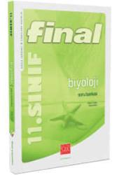 Final Yayınları - 11. Sınıf Biyoloji Soru Bankası Final Yayınları