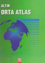 Altın Kitaplar Yayınevi - Altın Kitaplar Yayınevi İlköğretim Orta Atlas