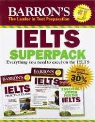 Barrons Educational Series - Barrons IELTS Superpack Kutulu Set