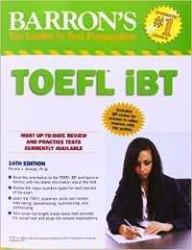 Barrons Educational Series - Barrons TOEFL İBT