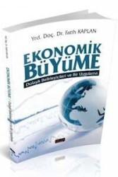 Savaş Yayınevi - Ekonomik Büyüme Savaş Yayınları