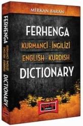 Yargı Yayınevi - Ferhenga Kurmanci İngilizi - English Kurdish Dictionary