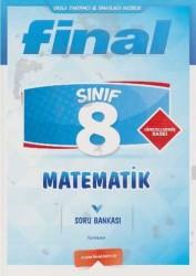 Final Yayınları - Final Yayınları 8. Sınıf Matematik Soru Bankası