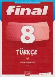 Final Yayınları - Final Yayınları 8. Sınıf Türkçe Konu Anlatımlı