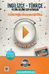 Yesdil Yayınları - İngilizce Türkçe Yesdil Kelime Cep Kitapçığı