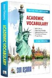 İrem Yayıncılık - İrem Yayınları Akademıc Vocabulary For YDS TOEFL IELTS and PTE