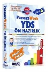 İrem Yayıncılık - İrem Yayınları Passagework YDS Ön Hazırlık Seviye 6