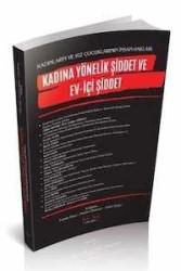 Savaş Yayınevi - Kadına Yönelik Şiddet ve Ev İçi Şiddet Savaş Yayınları