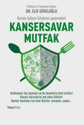 Hayy Kitap - Kansersavar Mutfak Hayy Kitap