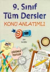 Kapadokya Yayınları - Kapadokya Yayınları 9.Sınıf Tüm Dersler Konu Anlatımlı