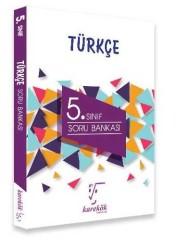 Karekök Yayınları - Karekök Yayınları 5. Sınıf Türkçe Soru Bankası