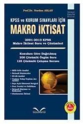 İkinci Sayfa Yayınları - KPSS ve Kurum Sınavları İçin Makro İktisat İkinci Sayfa Yayınları 2015