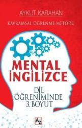 AZ Kitap Yayınları - Mental İngilizce Az Kitap