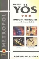 Metropol Yayınları - Metropol YÖS Matematik Konu Özetli Soru Bankası