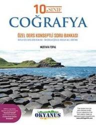 Okyanus Yayınları - Okyanus Yayınları 10. Sınıf Coğrafya Özel Ders Konseptli Soru Bankası