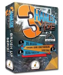 Pelikan Yayıncılık - Pelikan Yayıncılık 3 Hamlede YDS Brush Up Serisi
