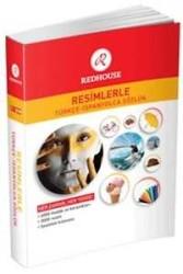 Redhouse Yayınevi - REDHOUSE Resimlerle Türkçe - İspanyolca Sözlük