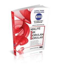 Savaş Yayınevi - Savaş Yayınları 2017 KPSS A Grubu Ve Kurum Sınavları Maliye Sık Sorulan Sorular