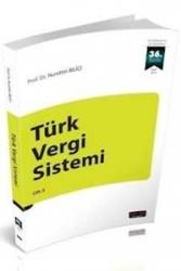 Savaş Yayınevi - Türk Vergi Sistemi Cilt 2 - Nurettin Bilici