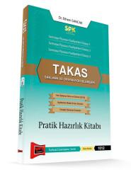 Yargı Yayınevi - Yargı Yayınları SPK Takas Saklama ve Operasyon İşlemleri Pratik Hazırlık Kitabı