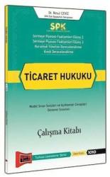 Yargı Yayınevi - Yargı Yayınları SPK Ticaret Hukuku Çalışma Kitabı