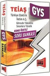 Yargı Yayınevi - Yargı Yayınları TEİAŞ GYS Konu Özetli Soru Bankası