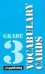 YDS Publishing - Ydspuplishing Yayınları Grade 3 Vocabulary Cards