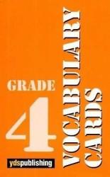 YDS Publishing - Ydspuplishing Yayınları Grade 4 Vocabulary Cards