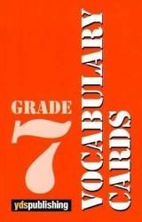YDS Publishing - Ydspuplishing Yayınları Grade 7 Vocabulary Cards