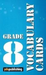 YDS Publishing - Ydspuplishing Yayınları Grade 8 Vocabulary Cards