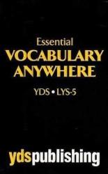 YDS Publishing - Ydspuplishing Yayınları YDS LYS 5 Essential Vocabulary Anywhere