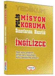 Yediiklim Yayınları - Yediiklim Yayınları Polis Misyon Koruma Sınavlarına Hazırlık İngilizce