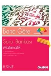 10 Adım Yayıncılık - 10 Adım Yayıncılık 8. Sınıf Bana Göre Matematik Soru Bankası