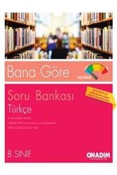 10 Adım Yayıncılık - 10 Adım Yayıncılık 8. Sınıf Bana Göre Türkçe Soru Bankası