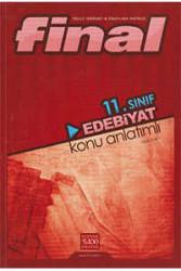 Final Yayınları - 11. Sınıf Edebiyat Konu Anlatımlı Final Yayınları