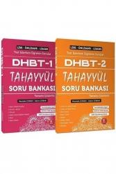 Yazarın Kendi Yayını - Tahayyül Yayınları 2021 DHBT 1 2 Çözümlü Soru Bankası Seti